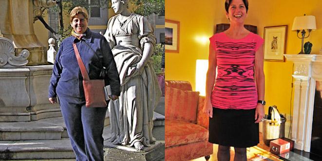 Diana weight loss