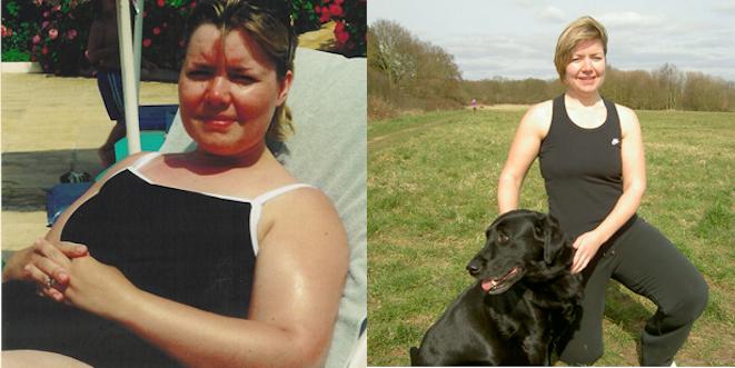 Sharon amazing weight loss