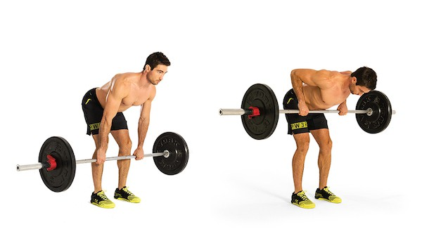 top 5 barbell exercises