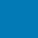 personal training angel blue icon