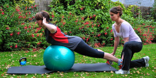 Highly qualified personal trainers Berkshire