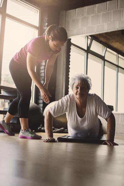 fitness strength flexibility